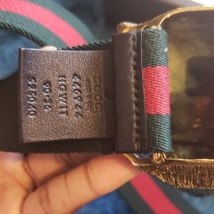 Gucci Accessories - Gucci Tiger belt